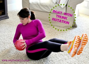 Boat Rotation