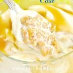 Garden Spells & Carrot Spoon Cake…