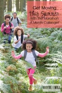 Marathon A Month Challenge!!!