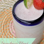 Stawberry Blonde Protein Shake