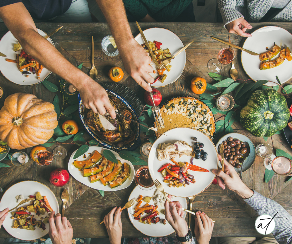 Eat This Not That Thanksgiving Survival Guide