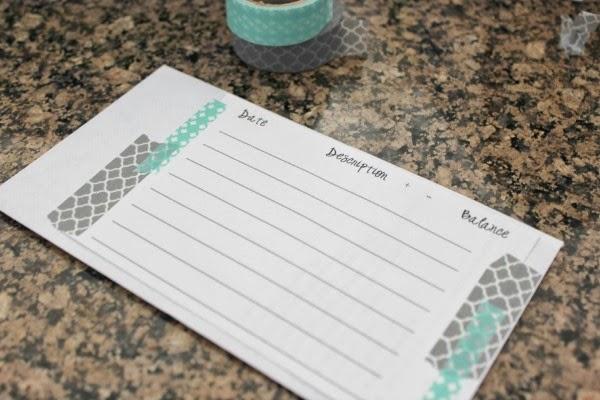 $5 DIY Envelope System. Super Simple and Easy + Budget Printables! #envelopesystem #daveramsey #budget {www.maybeiwill.com}