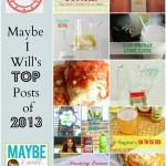 Top Posts of 2013!!