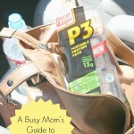 A Busy Mom's Guide to Protein Snacks on The Go!!