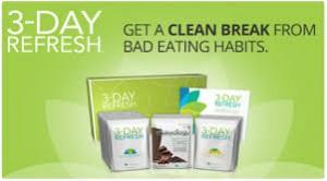 3 Day Refresh Logo