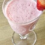 Strawberries Gone Wild Protein Shake