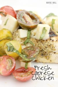 OMG This is the easiest and yummiest recipe!!! So Fresh and Healthy! #healthyeats #fresh #cleaneats