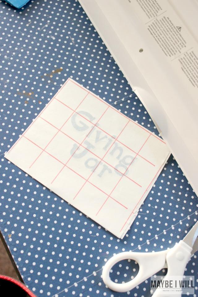Transfer Paper for Vinyl Transfer