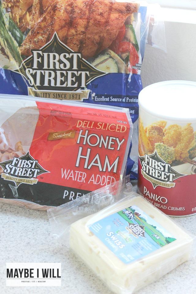 Front Street Ingredients