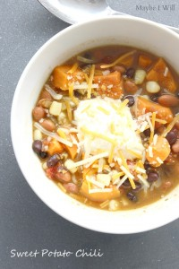 Sweet Potato Chili jam packed with super food goodness