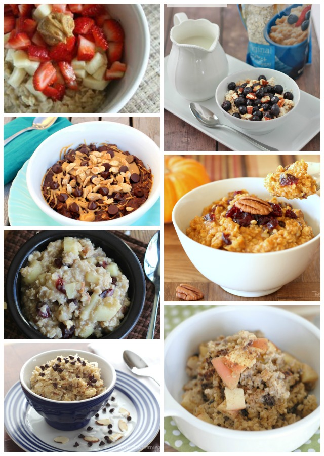 7+ Churched Up Ways to Eat Oats