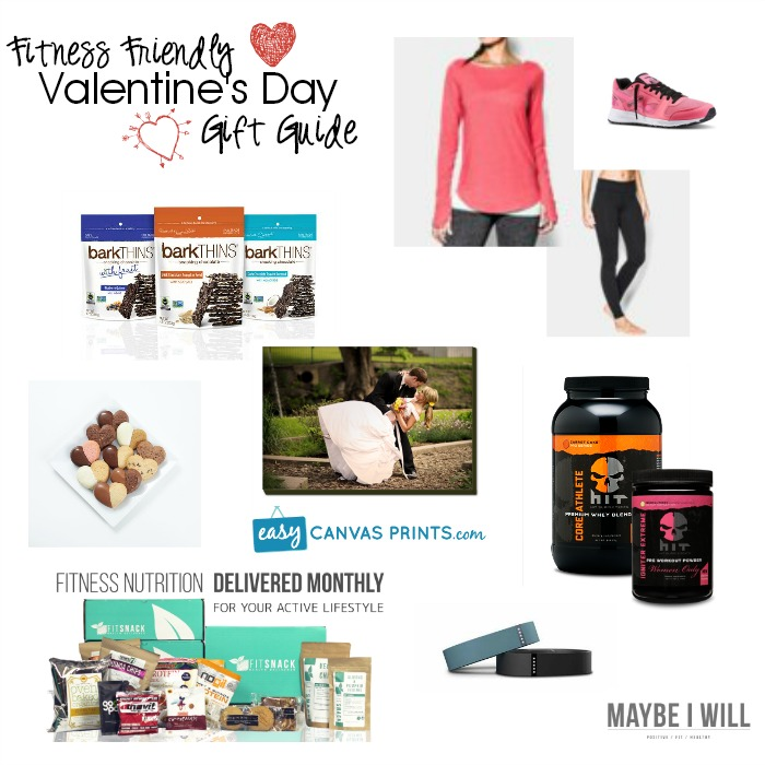 Fitness Friendly Valentine's Day Gift Guide For Her