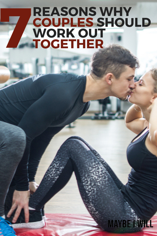 Life is crazy and hectic and making time for your relationship can be easy to put off - find out why couples should work out together and how that can help strengthen your relationship!