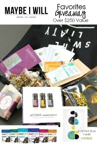 26 Fun baskets of goodies up for grabs! So fun!