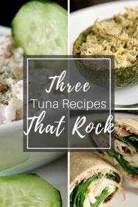 3 Healthy Tuna Recipes That ROCK!
