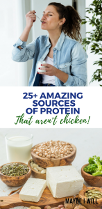 25 Amazing Non-Meat Sources of Protein