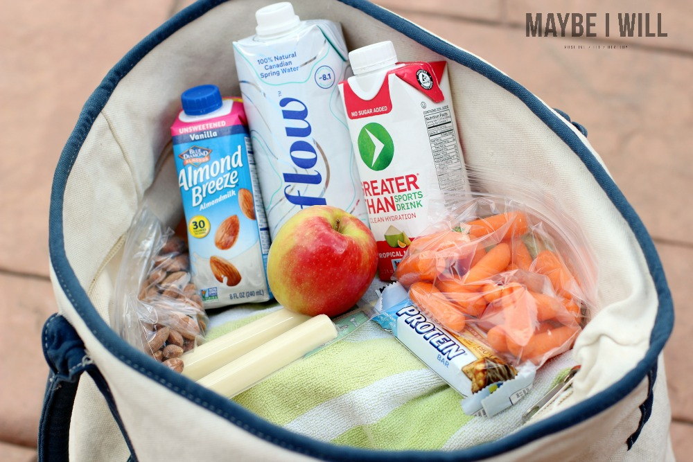 Healthy Snacks To Go