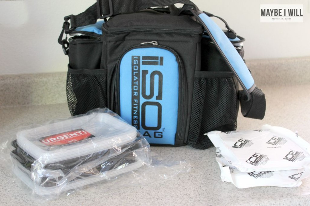 Isolator Fitness Bag
