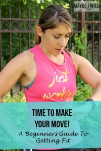 Time To Make Your Move!