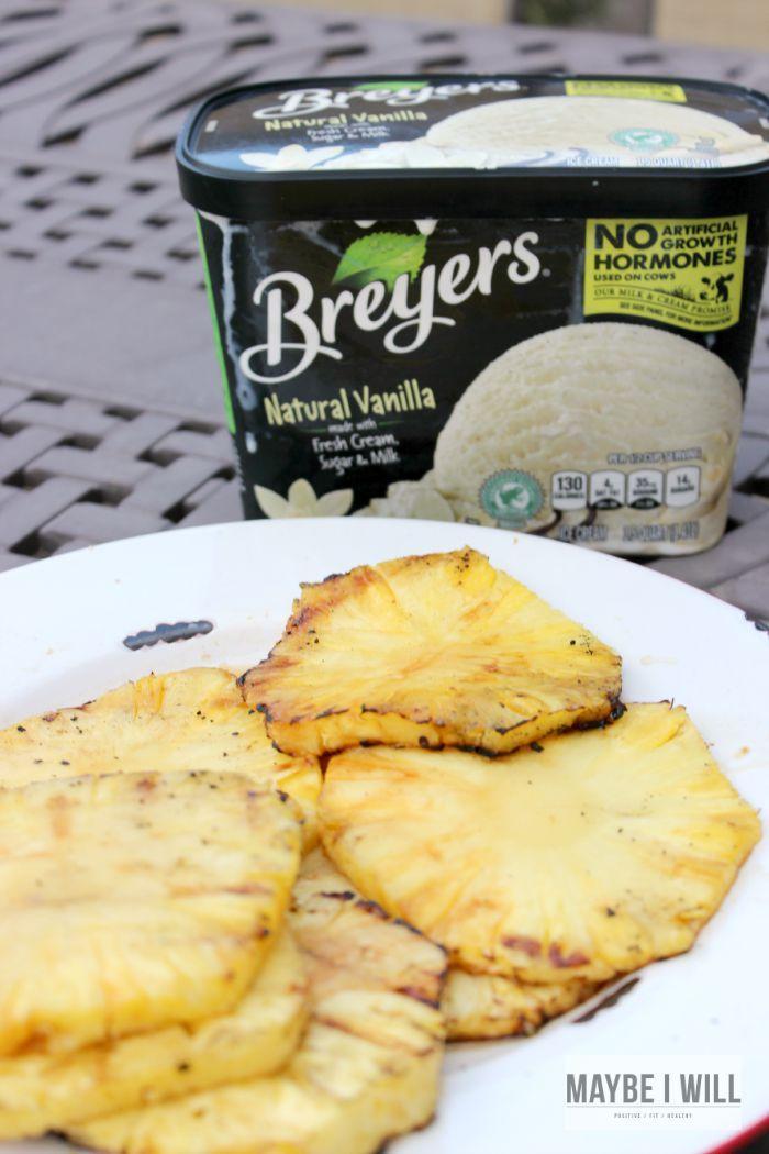 Breyers Natural Ice Cream