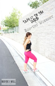 Take It To The Curb – Boo-Tay Work Out!