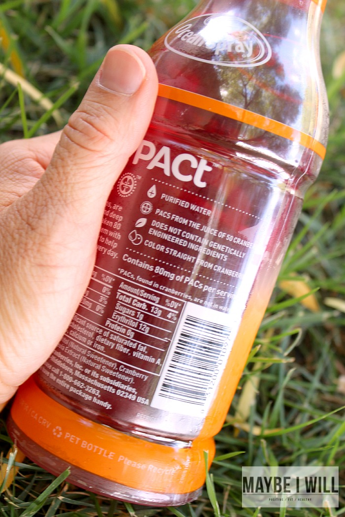 Close Up of PACt® Bottle