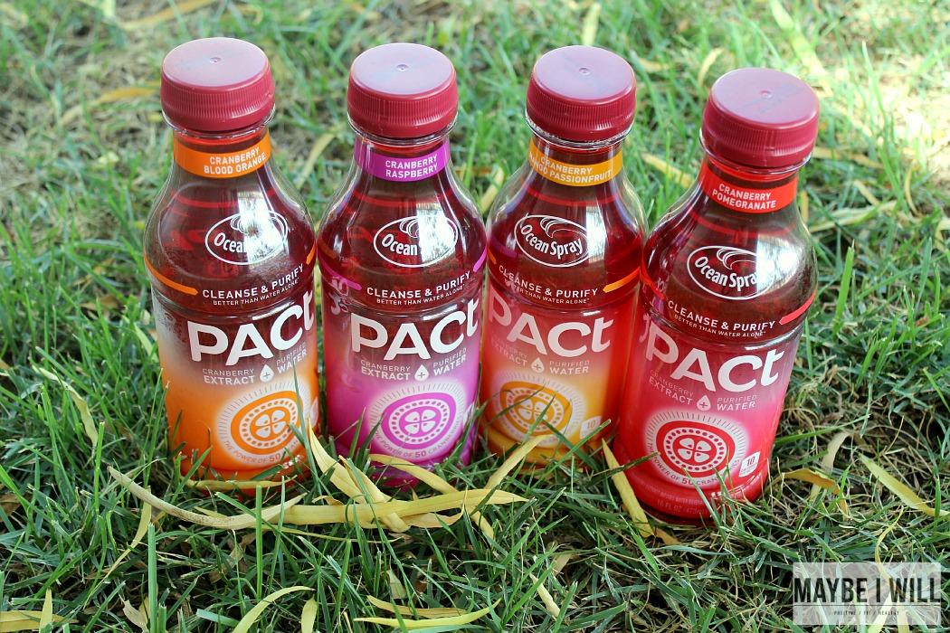PACt® Ocean Spray Water