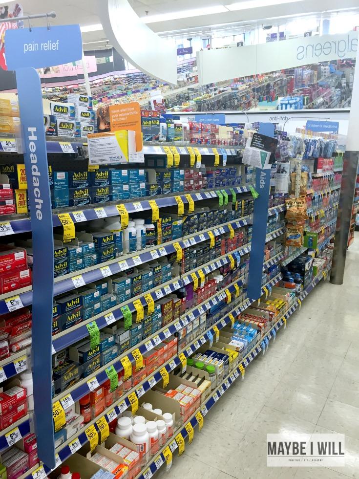 Find Advil at Walgreens