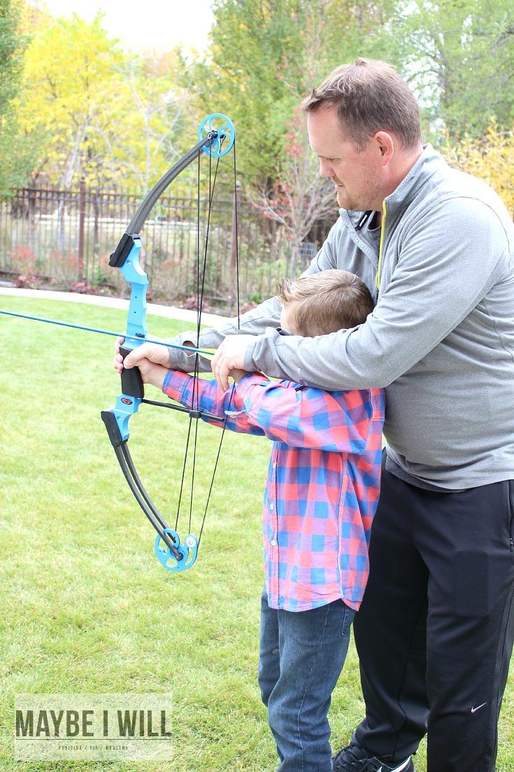 Genesis Archery Set