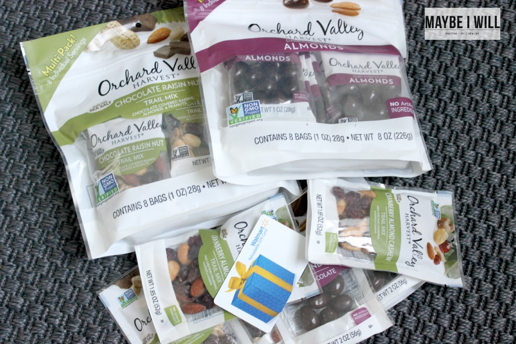 Orchard Valley Harvest Prize Package