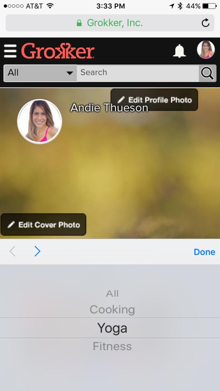 Grokker App