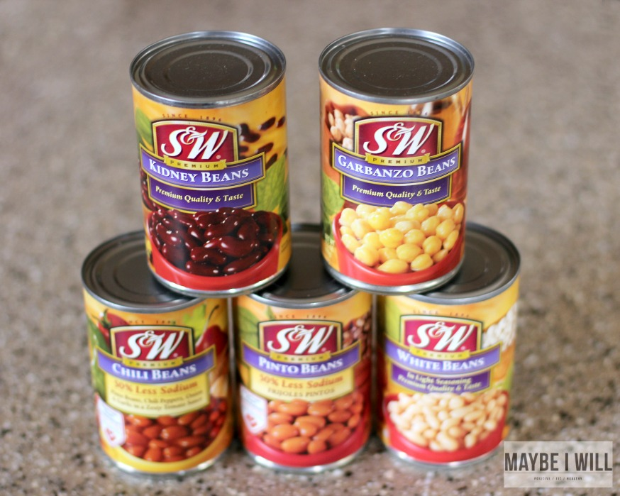 S&W Canned Beans