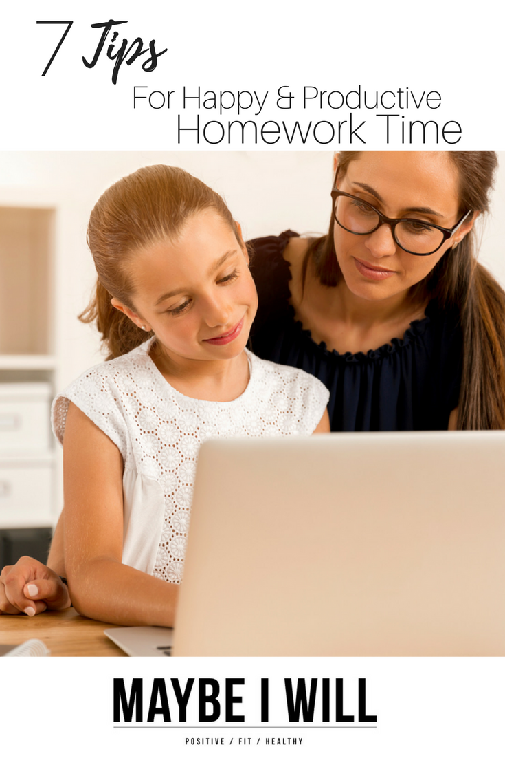 Stop the insanity and curtail the whining with some of these helpful hints to make homework time less stressful