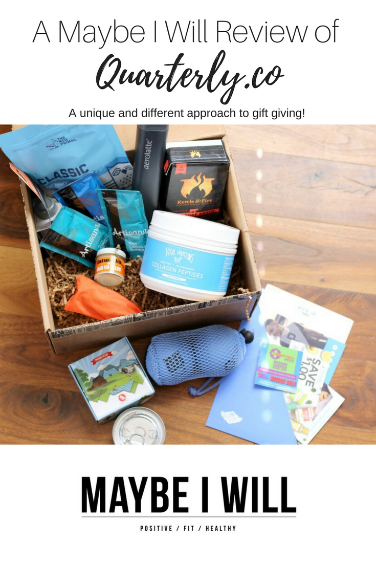he perfect gift for your heath and fitness friends a specially curated box by a Health & Fitness Rockstar!!