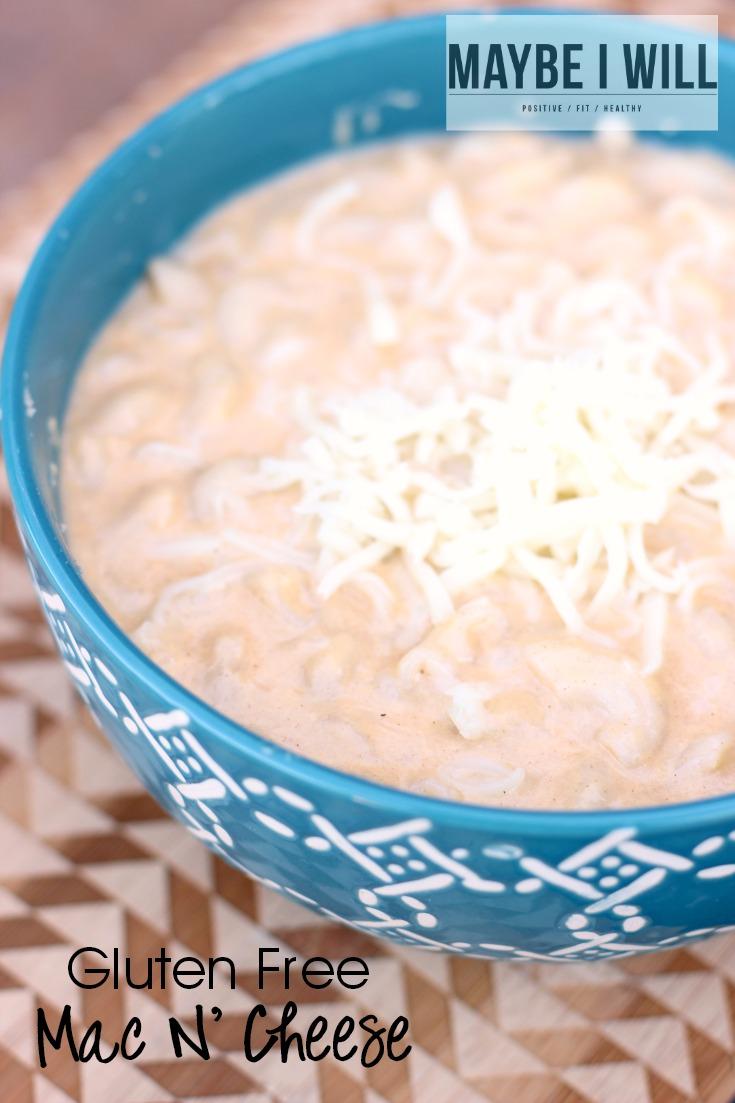 Gluten Free Mac n' Cheese