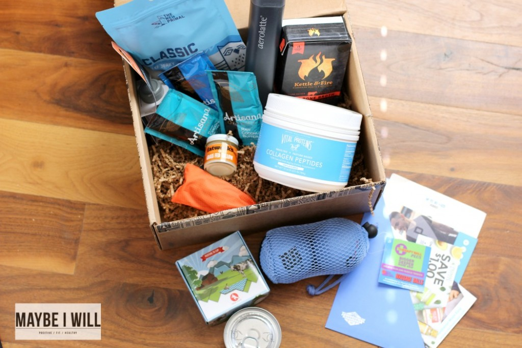 The perfect gift for your heath and fitness friends a specially curated box by a Health & Fitness Rockstar!!