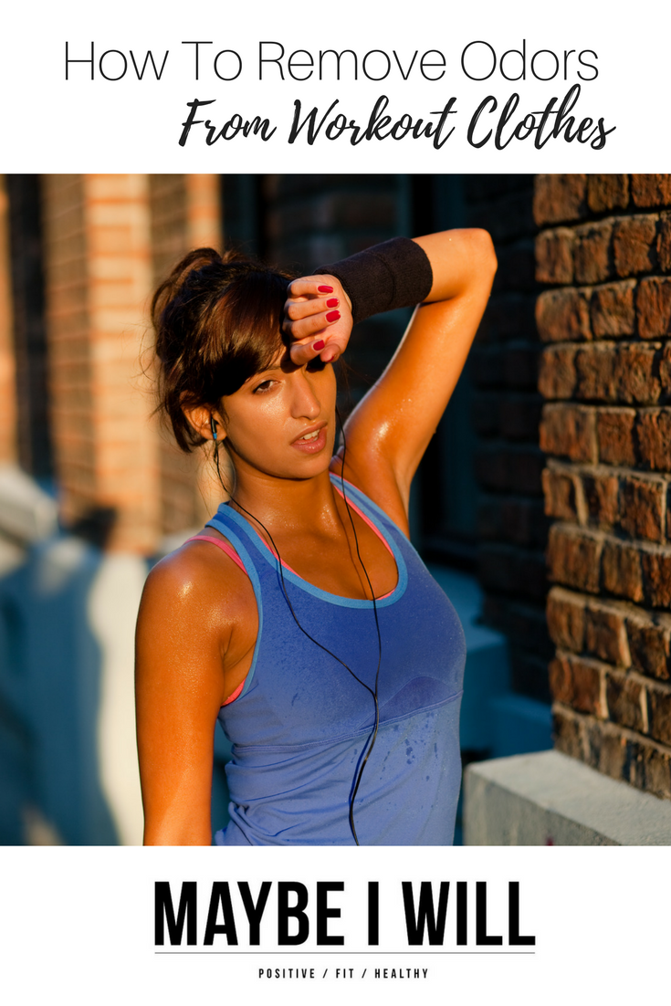how to get rid of bad smell in workout clothes workout