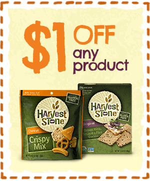 Harvest Stone Crackers Coupon
