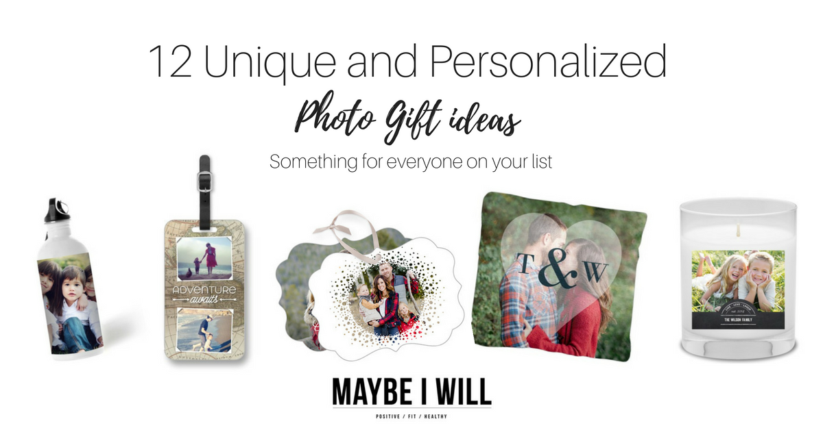 12 unique and personalized photo gift ideas maybe i will