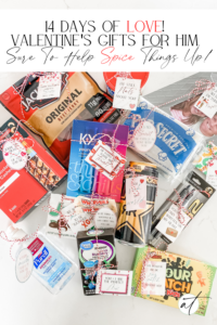 14 Days of Love! Valentine's Gifts For Him, Sure To Help Spice Things Up!