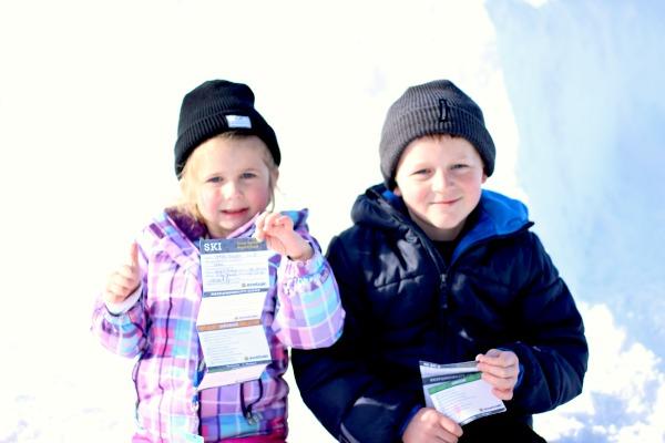 SnowBasin Ski School Stars