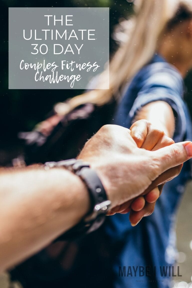 The Ultimate 30 Day Couples Fitness Challenge