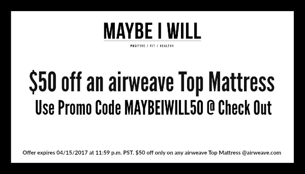 airweave coupon