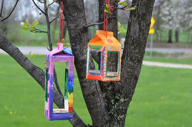 BirdhousesFeatured