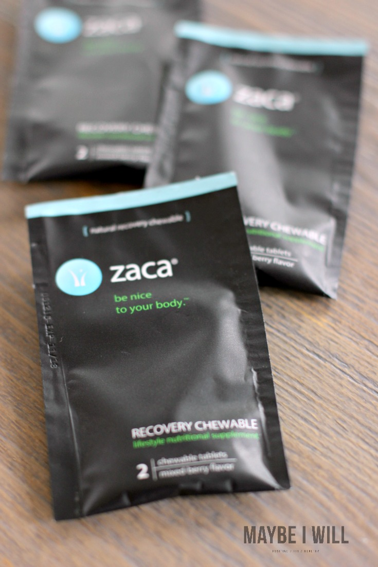 Zaca -Recovery Chewable