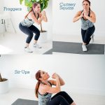 Total Body Circuit HIIT Workout
