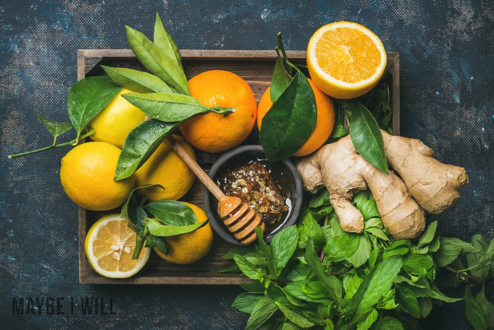 Man your Man's meals with these immune boosting foods to ward off the dreaded Man Cold