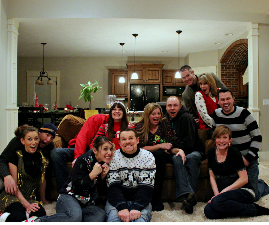 Throwing A Christmas Party At Home: How To Throw THE Best Christmas Party Ever!!
