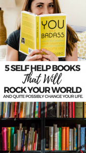 5 Self Help Books That Will Rock Your World