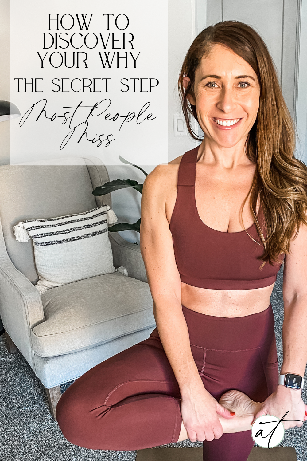 Discover Your Why: This secret step is HUGE and one most people totally miss. If you are struggling to stay motivated this step is for you!